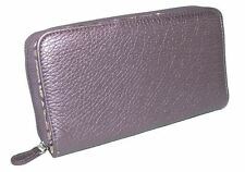 Buxton Grocery Coupon Organizer Travel Receipt Money Wallet Case Holder Purple