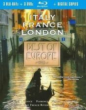 Best of Europe Collection (Blu-ray/DVD, 2010, 6-Disc Set, Includes Digital Copy)