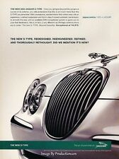 2003 Jaguar S-Type  - Original Advertisement Print Art Car Ad J597
