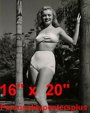 "Marilyn Monroe~Bathing Suit~Photo~Poster~ 16"" x  20"""