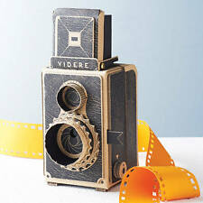 DIY PINHOLE CAMERA KIT CRAFT VINTAGE