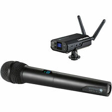 Audio-Technica System 10 ATW-1702 Portable Camera-Mount Wireless Microphone Sys