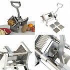 Potato French Fry Fruit Vegetable Cutter Slicer Commercial Quality 4 Blades US E