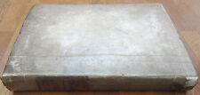 Post Incunable Antonius Florentinus Prima pars Folio Lyon 1506