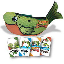 Happy Salmon The High-Fivin' Fin-Flappin' Card Game North Star Games NSG 600
