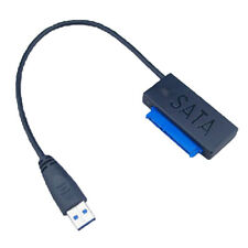 "USB 3.0 5Gbps to SATA ATA Converter Adapter for 2.5"" Hard Drive Disk HDD SSD"