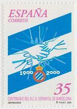 (SPC31) 2000 Spain 35p emblem ow3644