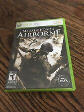 Medal Of Honor Airborne Xbox 360 Cib Game XG3