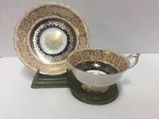 Paragon by Appointment Cup and Saucer Bone China England Vintage