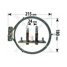 Ufixt Belling Replacement Fan Oven Cooker Heating Element (2000w) (2 Turns)