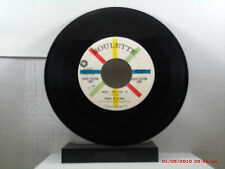 PAUL & LYNN -(45)- RADIO STATION COPY  WELL WE DID IT / ABSENT MINDED LOVER-1960