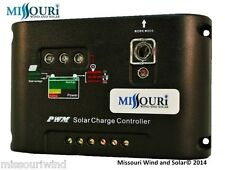 pwm solar charge controller 10 amp 12 / 24 volt for solar panel photovoltaic