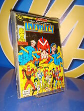 comic INFINITY INC retapado - DC comics Tomo buen estado