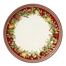 Villeroy & and Boch Christmas WINTER BAKERY DELIGHT dinner plate 27cm NEW NWoL
