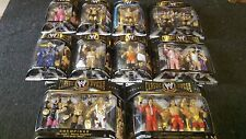WWE JAKKS PACIFIC CLASSIC SERIES LOTS NEW