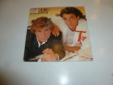"WHAM - Freedom - 1984 Dutch 7"" Juke Box Vinyl Single"