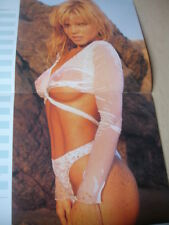 UK Maxim World's Sexiest 1999 Calendar Hottest Women on TV Kelly Brook Donna Air