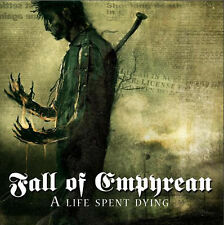 FALL OF EMPYREAN-A LIFE SPENT DYING-CD-swallow the sun-my dying bride-doom-death