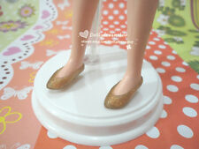 Doll Shoes ~ Takara Licca Brown heel shoes 1pair/OB27cm