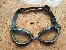 Ww2 German goggles glasses pilot flying war Lufwaffe Aviation Bomber motorcycle