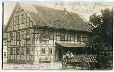Foto AK Ummerstadt,Fachwerkhaus,bei Weitramsdorf,Hellingen,Colberg 1914