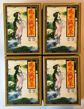 4x gaoshan Oolong FEI YAN feiyan Tea dieta dimagrante 80 TEABAGS AUTHENTIC shizhen