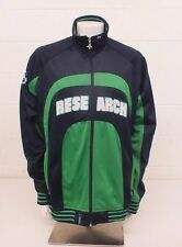 LRG Research Green & Blue Track Jacket Men's XL Satisfaction Guaranteed LOOK