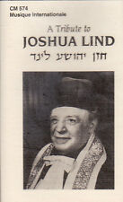 A Tribute To Joshua Lind (Cassette, CM-574) NEW Cantor