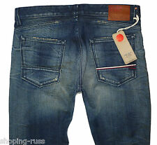 RRP€479 RED SEAL by REPLAY W-34 L-34 KAZUSHI Handcrafted Japanese Selvedge Denim