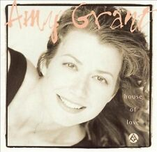 House of Love by Amy Grant (CD, Aug-1994, A&M Factory sealed