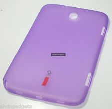 TPU Soft Jacket Case For Samsung Galaxy Note 8.0 N5100 N5110(Violet)