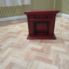 STREETS AHEAD DOLLS HOUSE 1/24TH SCALE TILED FIREPLACE