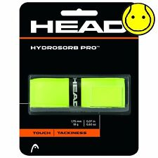Head Hydrosorb Pro Yellow - Touch - Tacky - Replacement Tennis Grip