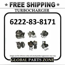 NEW TURBO for KOMATSU 6222-83-8171 PC300-6; SAA6D108E-2A FREE DELIVERY!!!