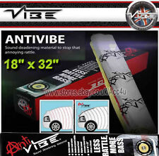 Anti Vibe Car Door Panels Bonnet Sound Proofing Deadening Material Roll Sheet