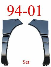 94 01 Dodge Front Fender Wheel Arch SET, Rust Repair Panel, Truck