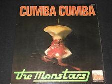 """THE MONSTARS   SP 45T 7""""   CUMBA CUMBA   1976"""