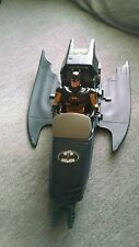 Batman Vehicle Bat-Plane Aircraft Glider with Batman firgure
