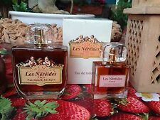 Bargain! Les Nereides Patchouli Antique EDT 100 ml + 30 ml!!!!