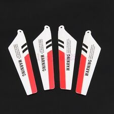 S107-02 Red Main Blade 2A+2B Wing For Syma S107G 3CH RC Gyro Helicopter Parts