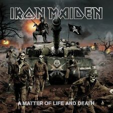 IRON MAIDEN - A MATTER OF LIFE AND DEATH - CD SIGILLATO 2006
