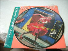 a941981  Cyndi Lauper Japan Picture LP She's So Unusual