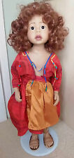 Gotz Doll by Philip Heath - Alessandra (signed) - A World of Children Series