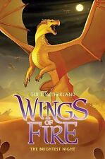 Wings of Fire Book Five: The Brightest Night, Sutherland, Tui T.