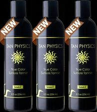 Tan Physics Sunless Tanner, 8 fl. oz. (3pck) FREE UPGRADE TO EXPEDITED SHIPPING