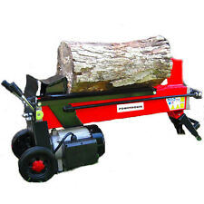 Powerhouse 7-Ton Horizontal Electric Log Splitter