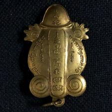 Paladkik Kobdan Pendant Original Thai Amulet Sex Rich