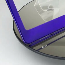 Chevy Audi Powder Coated Candy Purple Stainless Steel License Plate Frame Holder