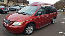 2003 Chrysler Town & Country LX Mini Passenger Van 4-Door
