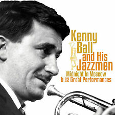 Kenny Ball And His Jazzmen - Midnight in Moscow - CD - BRAND NEW SEALED